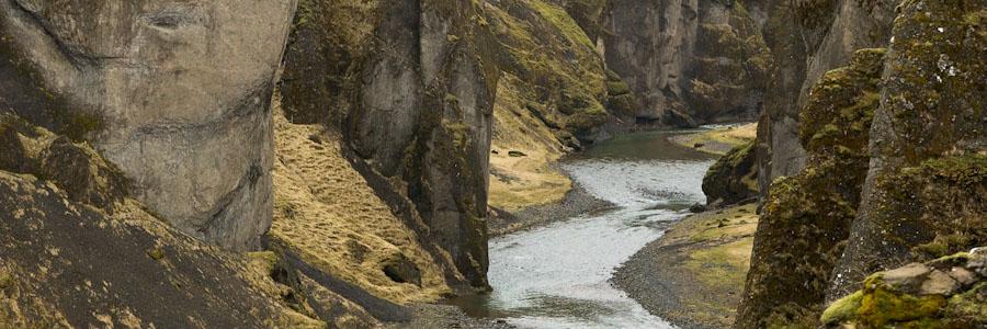 Travel Photography, Fjadrargljufur, Iceland