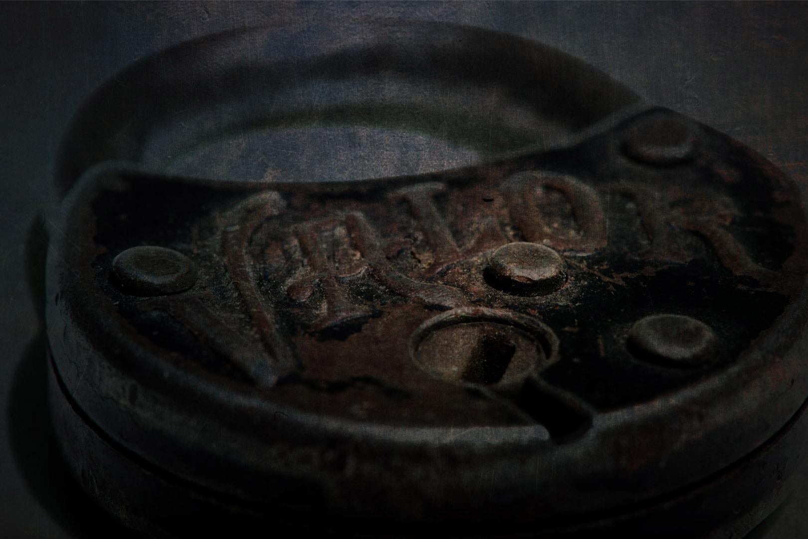 Still Life Photography, Lock Detail