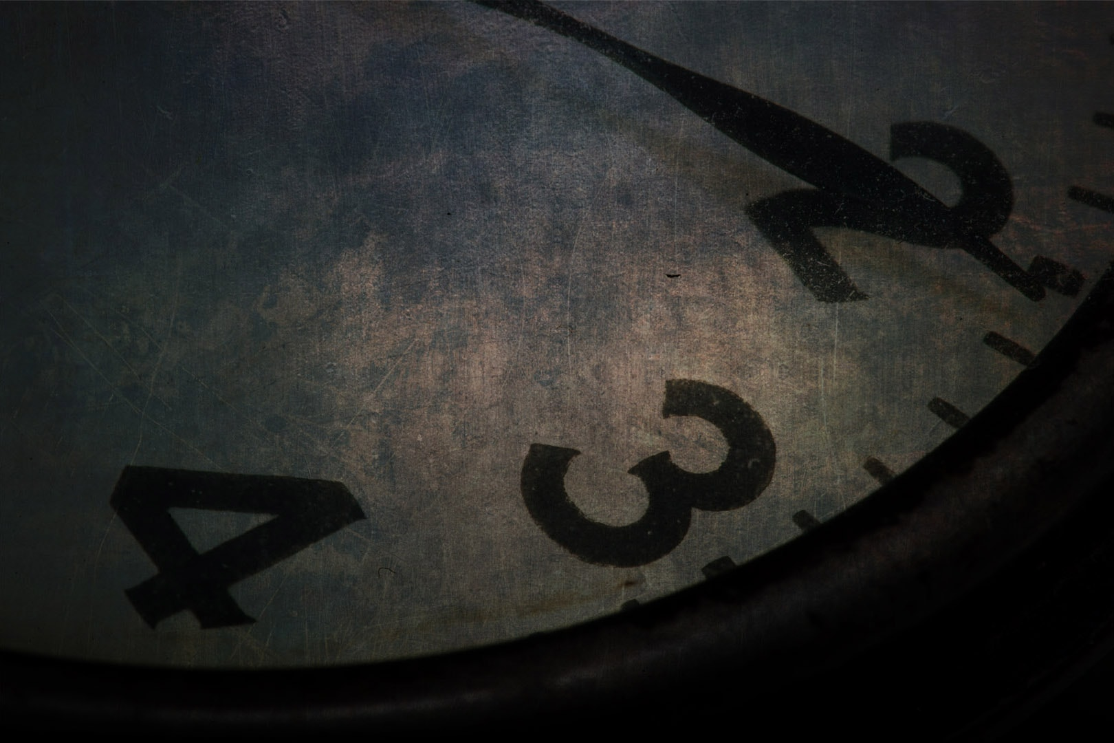 Still Life Photography, Clock Detail