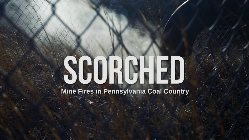 Coal Mine Fires