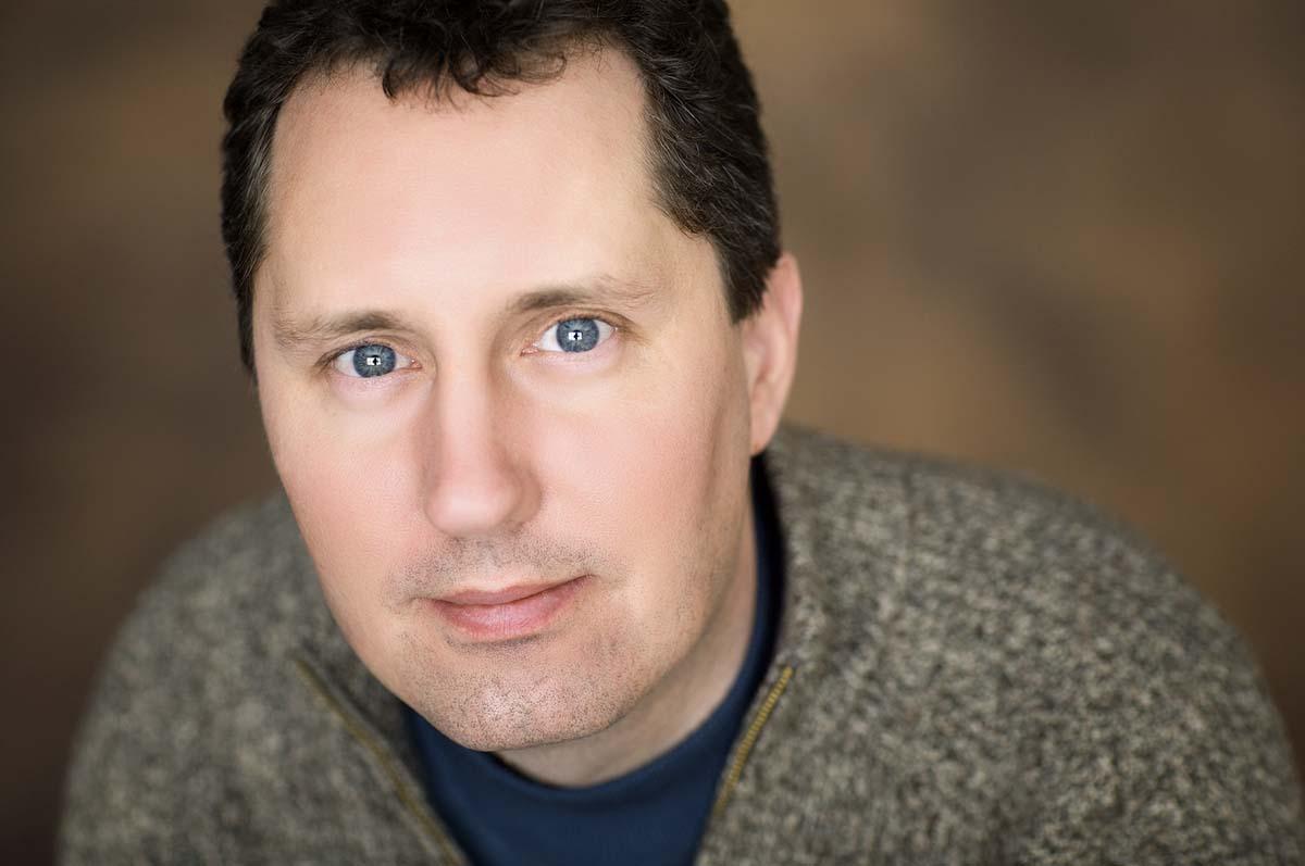 Photograph of John Welsh by Sarah DiCicco